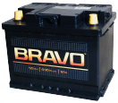 Аккумулятор АКОМ  6СТ - 55  Bravo Евро