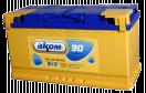 Аккумулятор АКОМ  6СТ - 90