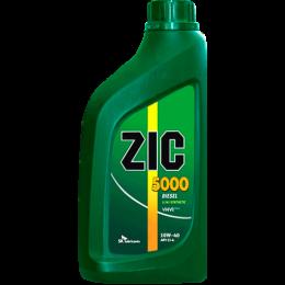 ZIC X5 10W40, Disel Cl-4, 1 л.,синт