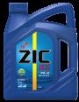 Моторное масло ZIC X5 10W40, Disel Cl-4, 4 л.,синт
