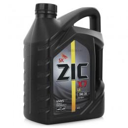 ZIC X7 LS,5W30, 4 л.,синт